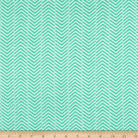 Arrow Herringbone Flannel1 Spearmint