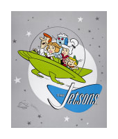 "The Jetsons 36""Panel Multi"