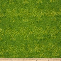 Island Batik Vineyard Pansey Lime