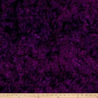 Island Batik Vineyard Grapes Purple