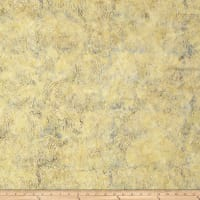 Island Batik Autumn's Grace Grass Custard