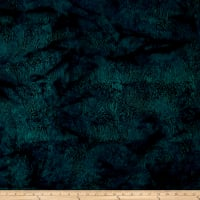 Island Batik Autumn's Grace Grass Teal