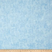Island Batik Blue Moon Wheat French Blue