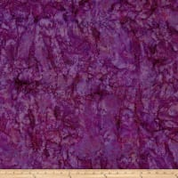 Island Batik Paisley Dot Purple