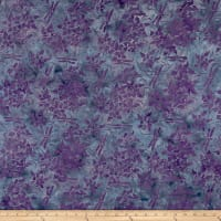 Island Batik Mountain's Majesty Columbine-Lilac