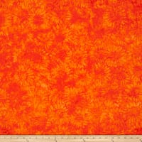 Island Batik Pumpkin Patch Sunflower Nasturtium