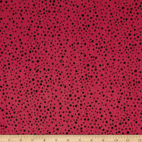 Loralie Designs Love Your Look Salon Pepper Dots Pink