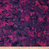 Batik Cotton Basics   Iris