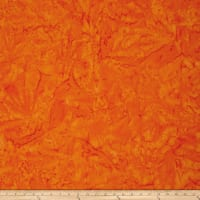 Batik Cotton Basics   Pumpkin