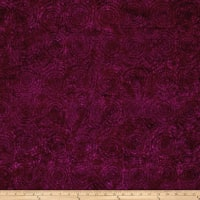 Batik Cotton Blenders Dandelion Plum