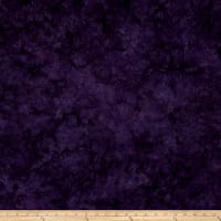 Batik Cotton Blenders Marble Purple