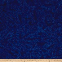 Batik Cotton Blenders Large Netting Blueberry