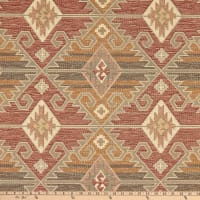 Artistry Tribal Southwest San Xavier Jacquard Sunset