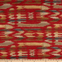Artistry Tribal Southwest Cochiti Jacquard Pepper