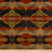 Navajo Southwest Ten Sleep Jacquard Plateau
