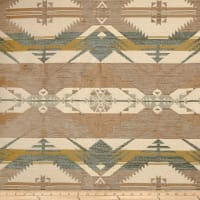 Artistry Navajo Southwest Ten Sleep Chenille Jacquard Cloud