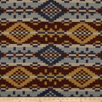 Artistry Tribal Southwest Wyocolo Jacquard Denim