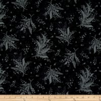 Maywood Studio Greenery Tonal Lily Black