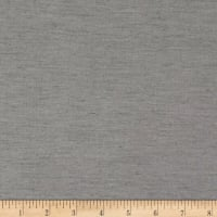 BrightOUT Blackout Faux Silk Drapery Atmos French Grey