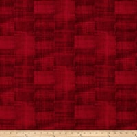 Laura Berringer Color Influence Texture Red