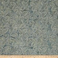Sarah J Must Have Batiks Leaves Gray