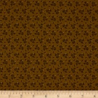 Pam Buda Prairie Basics Country Bloom Brown