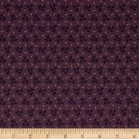Pam Buda Prairie Basics Country Bloom Purple