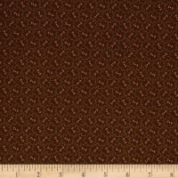 Pam Buda Prairie Basics Bow Tie Brown