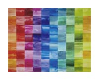 Laura Berringer Color Moods Squares Bright