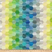 Laura Berringer Color Moods Mini Hexies Blues