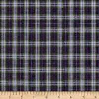 Rustic Wovens Small Plaid Navy/Blue/Purple/Green