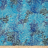 Sarasota Spray Batiks Navy/Blue