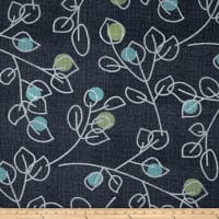 Magnolia Home Fashions Macaulay Blue
