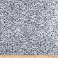 Magnolia Home Fashions Marrakesh Navy