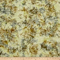 Sweeping Vine Batik Natural