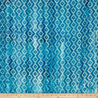 Batik Small Stripe Blue