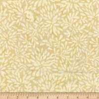 Wilmington Batiks Packed Petals Tan