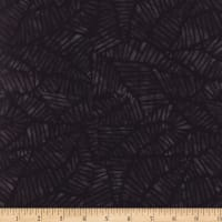Wilmington Batiks Stylized Puzzle Black