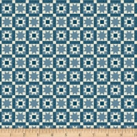 Wilmington Land of Liberty Patchwork Blue