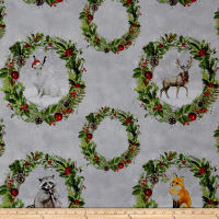 Wilmington Friendly Gathering Wreaths Multi
