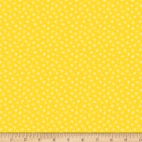Wilmington Amorette Tiny Floral Yellow