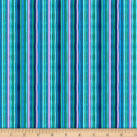 Wilmington Arctic Wonderland Stripe Cool Multi
