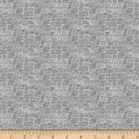 Wilmington Bringing Home Christmas Cobblestone Gray