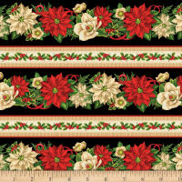 Wilmington Holiday Lane Repeating Stripe Multi