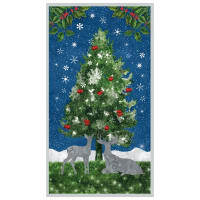 "Wilmington Under The Pines Large 24""Panel Multi"