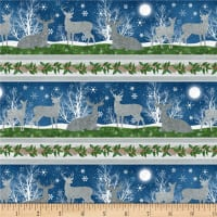 Wilmington Under The Pines Repeating Stripe Multi