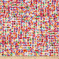 Hoffman Digital Fluttering By Paint Dots Punch