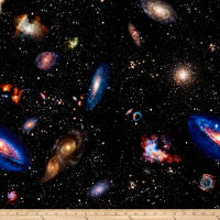 Hoffman Digital Out Of This World Space Galaxy