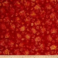 Hoffman Bali Batiks Turtles Chilies