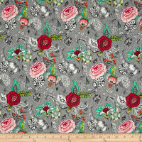 STOF France French Fantaisy Oriane Gris Multi